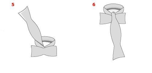 b32 Gravata Borboleta   Como Fazer
