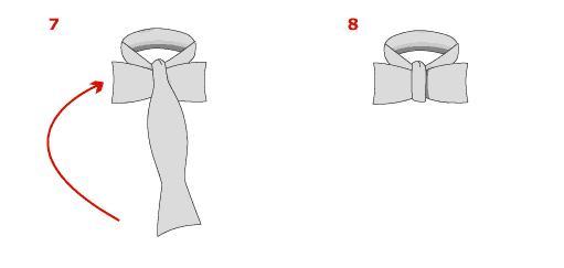 b4 Gravata Borboleta   Como Fazer
