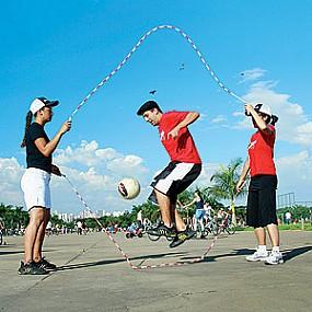 beneficios de pular corda 2 Benefícios de Pular Corda