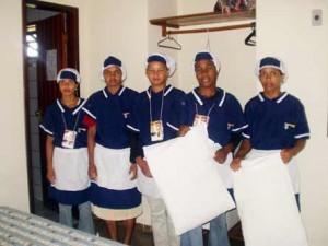 camareira porto 02 300x225 Curso de Hotelaria Gratuito RJ