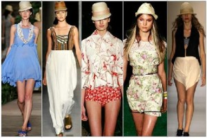 chapeu 2 300x201 Chapéus Femininos, Modelos, Como Usar