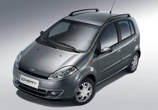 chery face 01 600x419 Modelos de Carros Chineses no Brasil