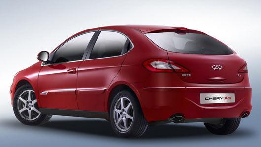 cherya3 2 Modelos de Carros Chineses no Brasil