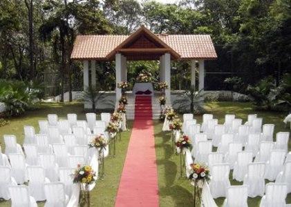 decoraçao de casamento em sitio 1 Decoração De Casamento Em Sítio