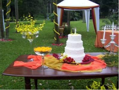 decoraçao de casamento em sitio 4 Decoração De Casamento Em Sítio