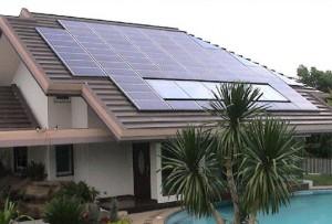 energia solar 1 300x203 Como Usar Energia Solar em Residencia
