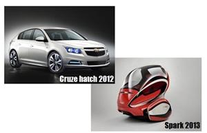 gm lançamento de carros 2012 2013 2 GM Lançamento de Carros 2012 2013