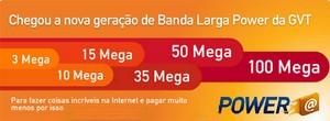 gvt3 GVT Planos de Internet Banda Larga