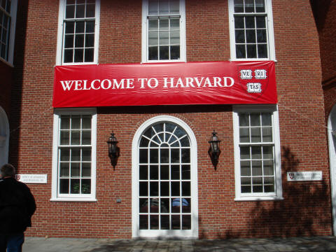 harvard 2 Como Entrar na Universidade de Harvard