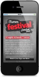 iTunes Festival 2011 ITunes Festival 2011