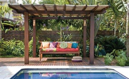 ideias para decoração externa da casa 1 Ideias Para Decoração Externa Da Casa