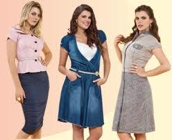 joyaly moda evangelica 4 Saias Jeans Joyaly, Modelos, Preços e Onde Comprar