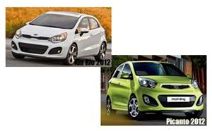 kia motors lançamento de carros 2012 2013 1 Kia Motors Lançamento de Carros 2012 2013