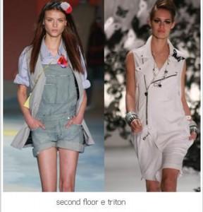 macacão feminino jeans modelos fotos 1 288x300 Macacão Feminino Jeans, Modelos, Fotos
