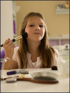 maquiagem 227x300 Maquiagem infantil   passo a passo