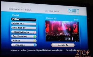 netnow 2 300x185 Serviço NOW da NET, Como Funciona