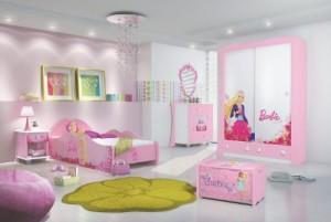 quarto juvenil rosa 07 300x201 Decoração de Quarto Rosa, Dicas