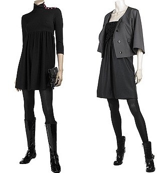 roupas1 Roupas de Inverno para Festa