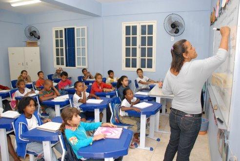 sala de aula e computacao na escola machadinha 25 06 2008 fots genilson pessanha 821 Como Montar um Projeto Educacional