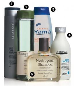 shampoo 2 257x300 Shampoo de Limpeza Profunda